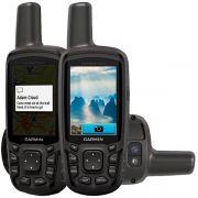 Navegador GPS Garmin GPSMAP 64SC c/ Câmera