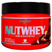 NUTWHEY CREAM INTEGRALMÉDICA - Creme de Avelã Proteico 200g