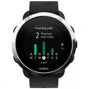 Relógio c/ Monitor Cardíaco no Pulso Suunto 3 Fitness Black