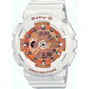 Relógio Feminino Casio Baby-G BA-110-7A1DR Original Garantia