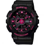 Relógio Feminino Casio Baby-G BA-111-1ADR Original Garantia