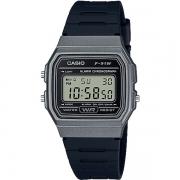 Relógio Casio F-91WM-1BDF Alarme Cronômetro