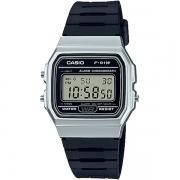 Relógio Casio F-91WM-7ADF Alarme Cronômetro