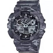 Relógio Casio G-Shock Camuflado GA-100CM-8ADR Resistente a choques