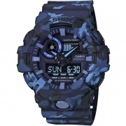 Relógio Casio G-Shock Camuflado GA-700CM-2ADR Resistente a choques