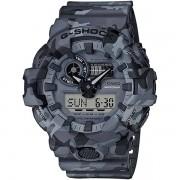 Relógio Casio G-Shock Camuflado GA-700CM-8ADR Resistente a choques