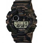 Relógio Casio G-Shock Camuflado GD-120CM-5DR Resistente a choques
