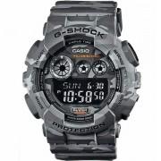 Relógio Casio G-Shock Camuflado GD-120CM-8DR Resistente a choques