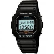 Relógio Casio G-Shock DW-5600E-1VDF Resistente a choques