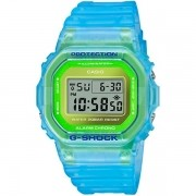 Relógio Casio G-Shock DW-5600LS-2DR Semitransparente