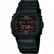 Relógio Casio G-Shock DW-5600MS-1DR Resistente a choques