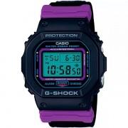 Relógio Casio G-Shock DW-5600THS-1DR c/ 2 Pulseiras