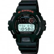 Relógio Casio G-Shock DW-6900-1VDR Resistente a choques