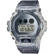 Relógio Casio G-Shock DW-6900SK-1DR Skeleton Resistente a choques