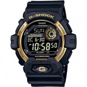 Relógio Casio G-Shock G-8900GB-1DR Resistente a choques