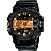 Relógio Casio G-Shock G'MIX GBA-400-1A9DR Bluetooth