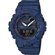 Relógio Casio G-Shock G-Squad GBA-800-2ADR Monitor de Passos Calorias Bluetooth