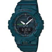 Relógio Casio G-Shock G-Squad GBA-800-3ADR Monitor de Passos Calorias Bluetooth