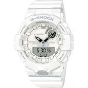 Relógio Casio G-Shock G-Squad GBA-800-7ADR Monitor de Passos Calorias Bluetooth