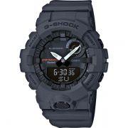 Relógio Casio G-Shock G-Squad GBA-800-8ADR Monitor de Passos Calorias Bluetooth
