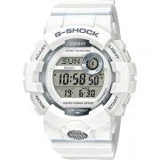 Relógio Casio G-Shock G-Squad GBD-800-7DR Monitor de Passos Bluetooth
