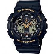 Relógio Casio G-Shock GA-100GBX-1A9DR Resistente a choques
