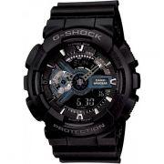 Relógio Casio G-Shock GA-110-1BDR Resistente a choques