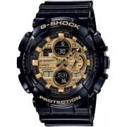 Relógio Casio G-Shock GA-140GB-1A1DR Resistente a choques