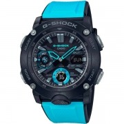 Relógio Casio G-Shock GA-2000-1A2DR Carbon Core Guard