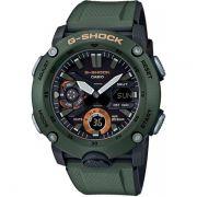 Relógio Casio G-Shock GA-2000-3ADR Carbon Core Guard