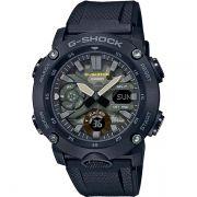 Relógio Casio G-Shock GA-2000SU-1ADR Carbon Core Guard