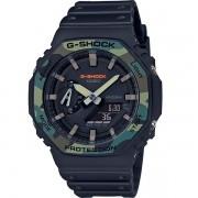 Relógio Casio G-Shock GA-2100SU-1ADR Carbon