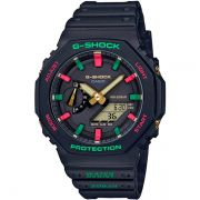 Relógio Casio G-Shock GA-2100TH-1ADR Carbon