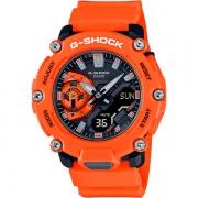 Relógio Casio G-Shock GA-2200M-4ADR Carbon