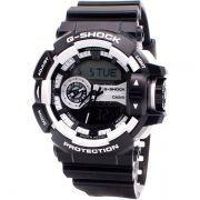 Relógio Casio G-Shock GA-400-1ADR Rotary Switch Resistente a choques