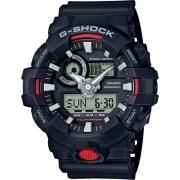 Relógio Casio G-Shock GA-700-1ADR Resistente a choques