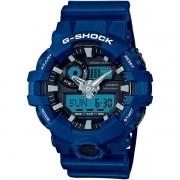 Relógio Casio G-Shock GA-700-2ADR Resistente a choques