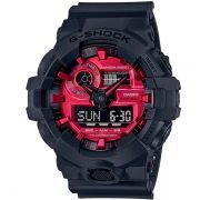 Relógio Casio G-Shock GA-700AR-1ADR Resistente a choques