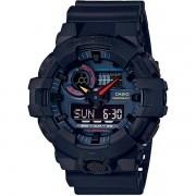 Relógio Casio G-Shock GA-700BMC-1ADR Resistente a choques