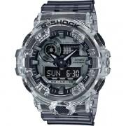Relógio Casio G-Shock GA-700SK-1ADR Skeleton Resistente a choques