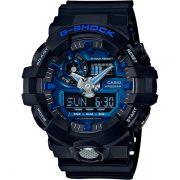 Relógio Casio G-Shock GA-710-1A2DR Resistente a choques