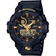 Relógio Casio G-Shock GA-710B-1A9DR Resistente a choques