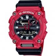 Relógio Casio G-Shock GA-900-4ADR Resistente a choques
