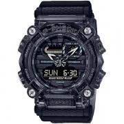 Relógio Casio G-Shock GA-900SKE-8ADR Série Transparent Pack