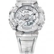 Relógio Casio G-Shock GM-110SCM-1ADR Caixa em Aço Inoxidável