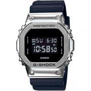 Relógio Casio G-Shock GM-5600-1DR Caixa em Aço Inoxidável