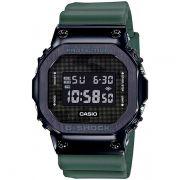 Relógio Casio G-Shock GM-5600B-3DR Caixa em Aço Inoxidável