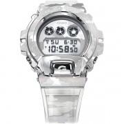 Relógio Casio G-Shock GM-6900SCM-1DR Caixa em Aço Inoxidável