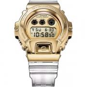 Relógio Casio G-Shock GM-6900SG-9DR Caixa em Aço Inoxidável