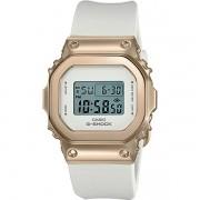 Relógio Casio G-Shock GM-S5600G-7DR Caixa em Aço Inoxidável